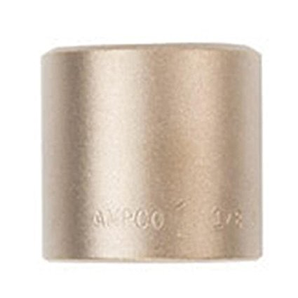 "Ampco Non-Sparking SOCKET, 6-POINT, 1/2"" DRIVE, METRIC"