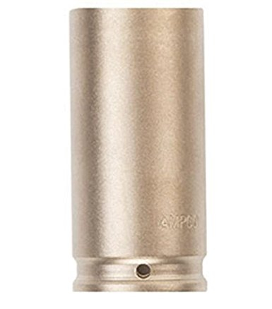 "Ampco Deep Well Impact, 3/4"" Drive Sockets, Inch"