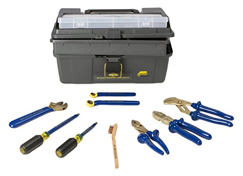 Ampco BASIC INSULATED TOOL KIT, 9 PC, VARIETY