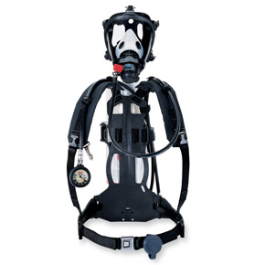Sperian Compliance Industrial SCBA � Low Pressure, 30-Minute Survivair� Cougar SCBA