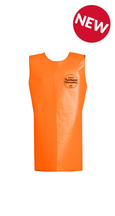 DuPont Tychem ThermoPro Sleeveless Apron