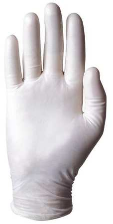 Ansell DISPOSABLE GLOVES, VINYL, CLEAR
