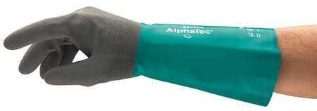 Ansell CHEMICAL RESISTANT GLOVES, NITRILE