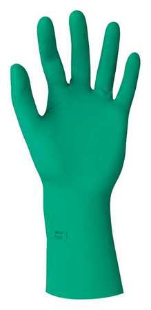 Ansell DISPOSABLE GLOVES, NEOPRENE, GREEN