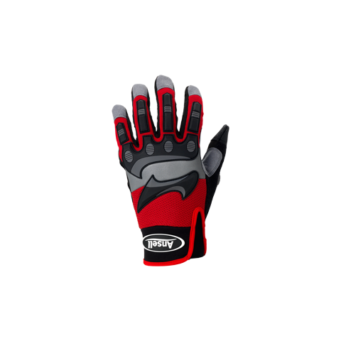 Ansell Projex Heavy Duty ImpactFull back of hand protection with improved dexterity.