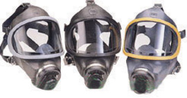 MSA Medium OptimAir Series Half Mask Air Purifying Respirator
