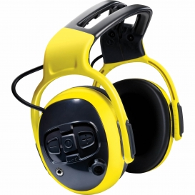 MSA left/RIGHT CutOff Pro Headband Ear Muffs - 22dB NRR - Yellow