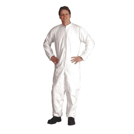 Dupont TYVEK  ISOCLEAN Coverall Clean Processed