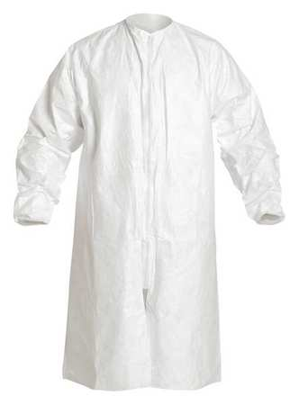 DuPont Tyvek IsoClean Clean/Sterile Frock