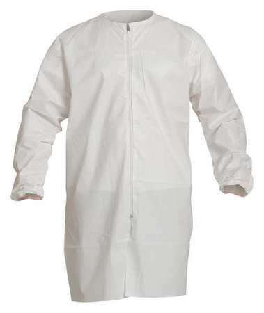 DuPont Pro/Clean Frock, white, xx-large