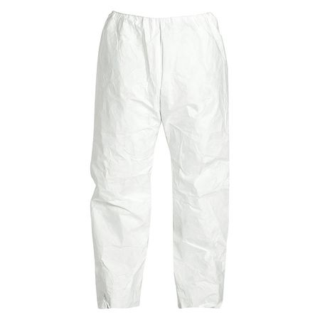 DUPONT Disposable Pants, M, White