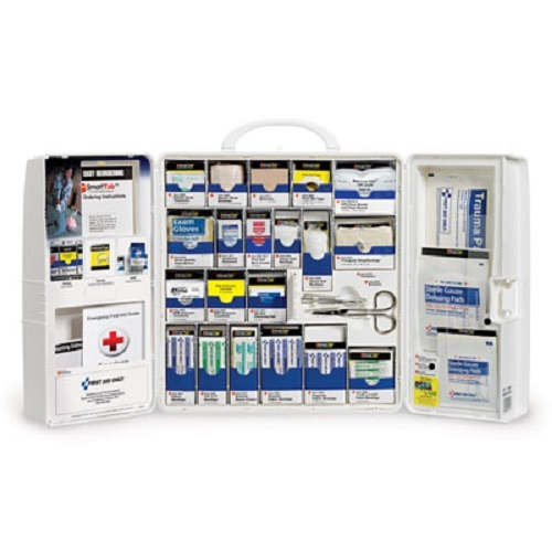 First Aid Only 1001-FAE-0103 General 25 Person Large Workplace Cabinet