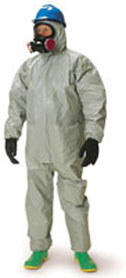 Dupont Coverall with front zipper closure TF145T & TF169T