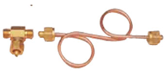 MSA Accessories for Filling Low-Pressure (2216 psig) Cylinders