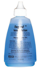 MSA Fog Proof Spectacles Cleaner Refill, 4 oz.
