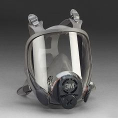 3M Respirators 6000 Series with DIN Connector