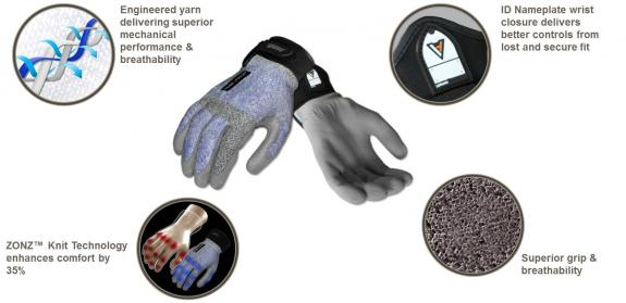 Anell ActivArmr® Electrician glove