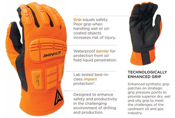 Ansell DRILLING & PRODUCTION Glove