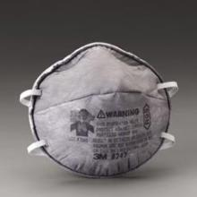 3M™ Particulate Respirator 8247, R95, with Nuisance Level Organic Vapor Relief 20/Case