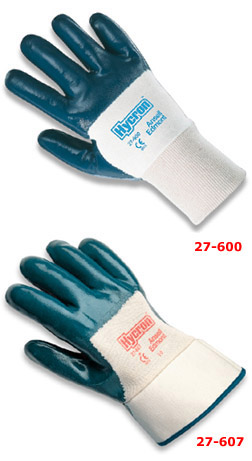 Ansell Hycron Nitrile-Coated, Abrasion-Resistant