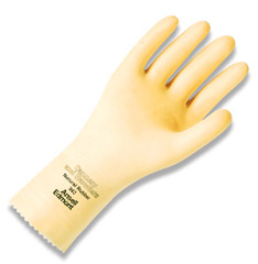 Ansell Canners and Handlers™ Unsupported, Unlined, Medium-Duty, Natural Rubber Latex