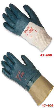 Ansell Hylite gloves