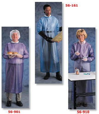 Ansell Coat Aprons