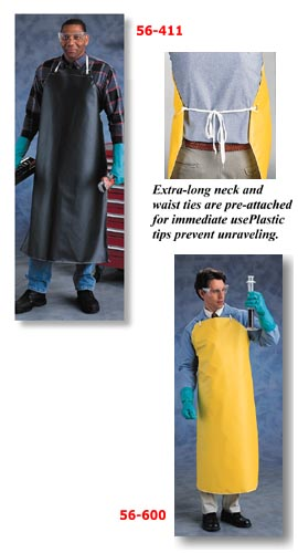 Ansell CPP Heavy-Duty Aprons