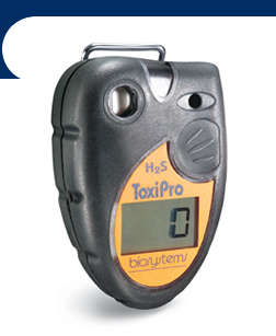 Biosystems TOXIPRO GAS DETECTOR