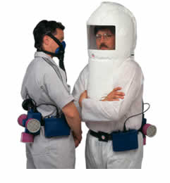 Honeywell  Freedom elastomeric half-mask respirator