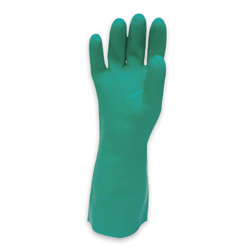 North NitriGuard Nitrile Gloves (unsupported).