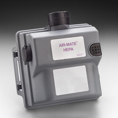 3M Air-Mate™ Powered Air Purifying Respirator(PAPR) Unit 520-03-63R01 1/Case