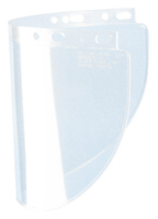 Fibre-Metal CLEAR FACESHIELD, 8 X 16