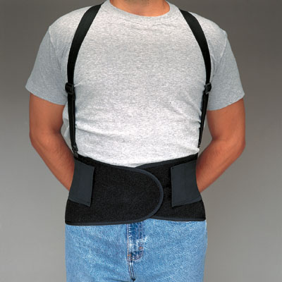 Allegro Back Support: Economy Belt