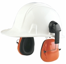 Howard Leight Ear Muff Hard Hat Mount