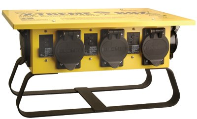 Coleman Cable X-Treme Box® Power Centers
