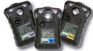MSA ALTAIR Maintenance-Free Single-Gas Detector Accessories and Parts