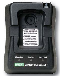 MSA ALTAIR QuickCheck Station
