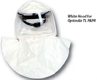 MSA OptimAir TL Hoods