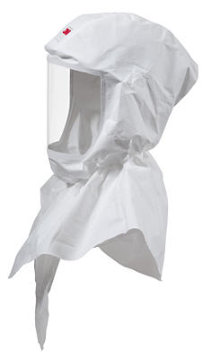 3M Replacement Painter's Hood with Inner Shroud
