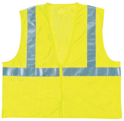 Anchor Mesh Class 2 Vests-Zipper