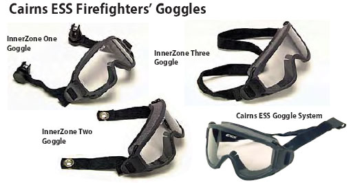 MSA Cairns ESS Firefighters' Goggles