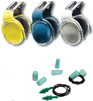 MSA Passive Hearing Protection