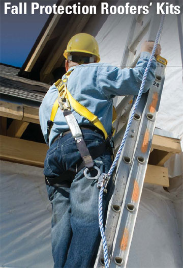 MSA Fall Protection Roofers' Kits