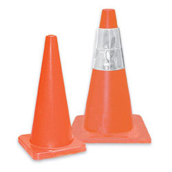 North Traffic Cones