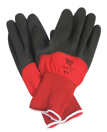 North NorthFlex Red-X™ Foamed PVC Palm Coated Gloves