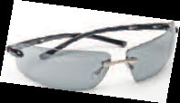 MSA V-Gard Sightgard Safety Glasses