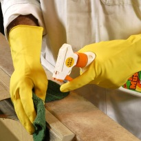 Ansell Marigold G43 Yellow Gloves