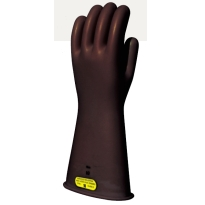 Ansell Rubber insulating glove - Black