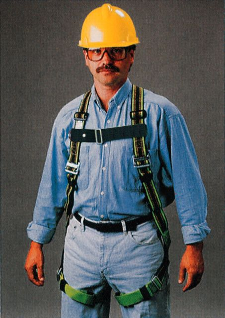 Miller DuraFlex E850 Series – Stretchable Harnesses